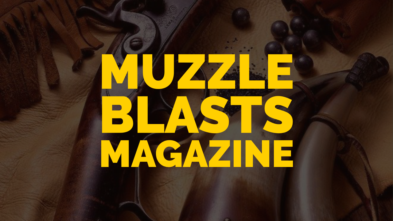 Click here to view Muzzle Blasts Magazines from 1938-2020